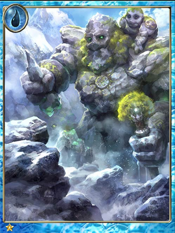 Mountain Snow Cloud Titan