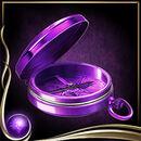 Purple Compass