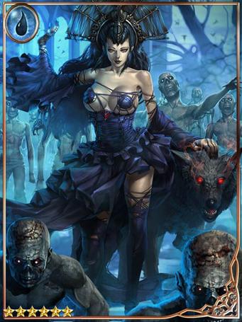 (Snobbish) Zombie Princess Descea