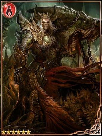 (Barbaric) Dragonhead Mukhtar