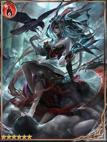 (Blood) Kimesa, Red-Dyed Blackbird