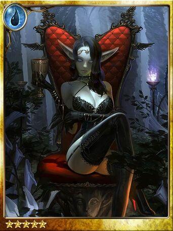 Dark Tempress Geraldine