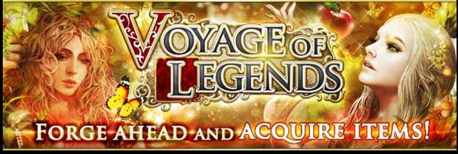 Voyage of Legends 5