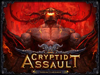 Cryptid Assault IX
