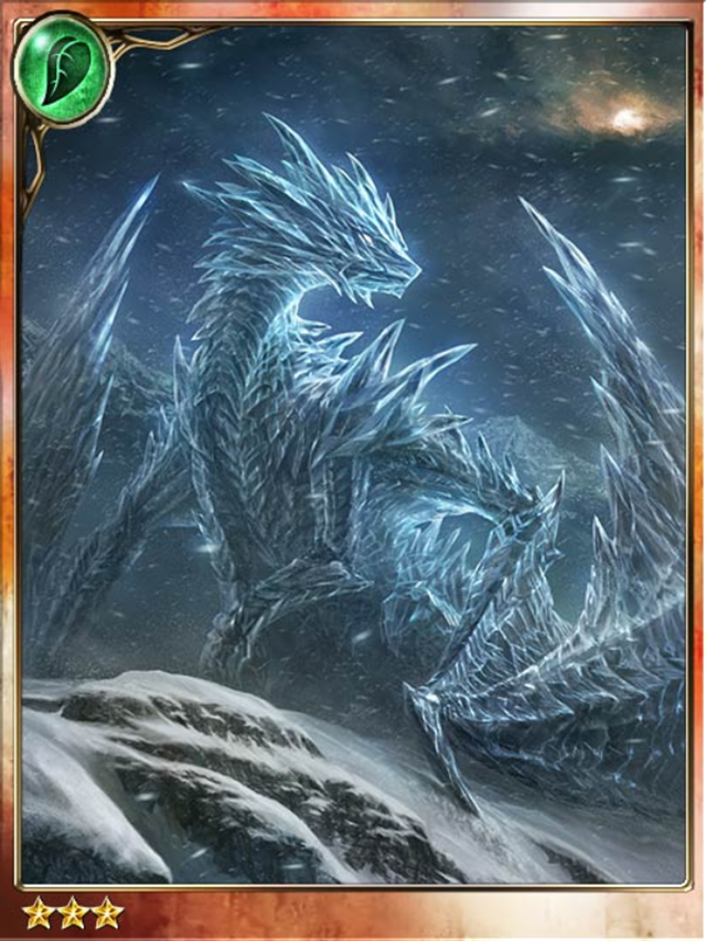 Seasonal Frost Dragon | Legend of the Cryptids Wiki ...