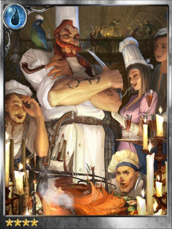(Culinarian) Pirate Chef Gagnaire