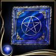 Blue Altar Cloth