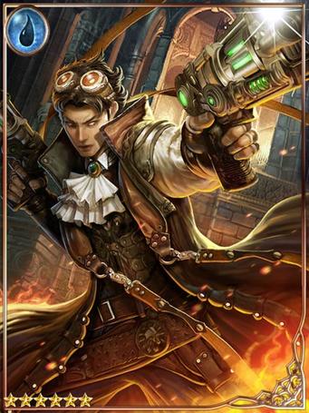 (Firing) Iron Engineer Volker