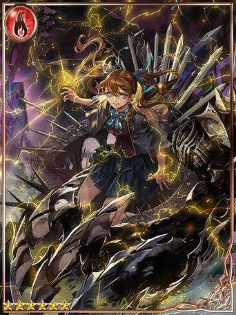 (Static Armor) Magnetic Elstela