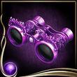 Purple Binocular EX