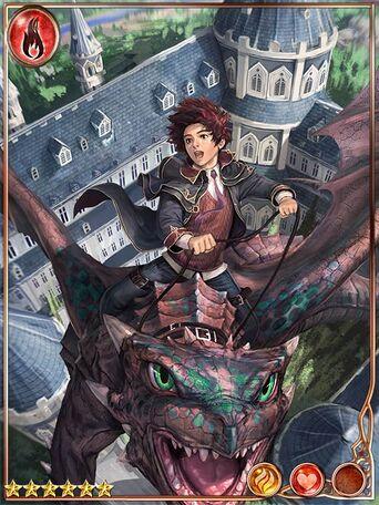 (Bonding) Dragon, Born to Shine