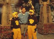 King Tut's Cobra Staff