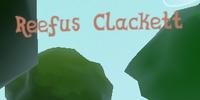 Reefus Clackett