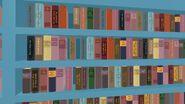 Crystal Kingdom Library book names