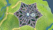LOE aerial Crystal Kingdom