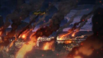 К3х11 Ба Синг Се в огне