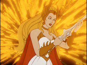 She-ra with sword