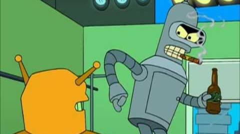 Futurama Best of Bender!