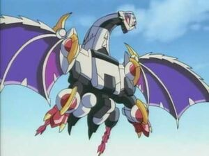 Galvatron another griffin form