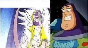 Buzz and angewomon 4
