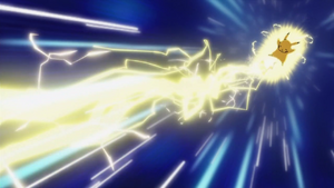 Pikachu zap cannon
