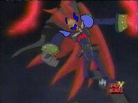 Myotismon crimson lightning super