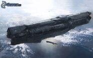 Revoluncehalo-4,-spaceship,-sea-214966