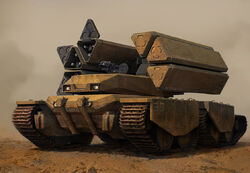 Tankkemp r 06