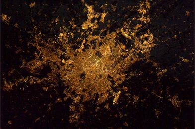 Paris-from-space