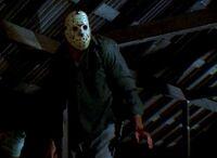 Jason won't give up
