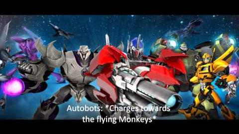 POTM Episode 15 The Flying Monkeys Attack