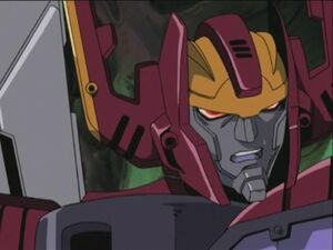 Galvatron yapping