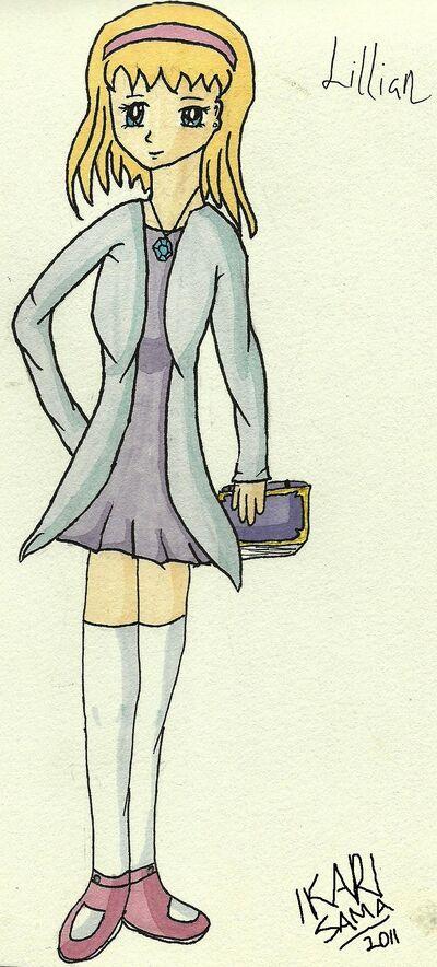 Princess Lillian X
