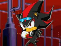 Shadow the hedgehog sonic riders and sonic x by jamesthefoxable1-d4o8esv