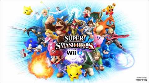 Trophy Rush - Super Smash Bros