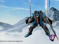 Thundercracker missiles