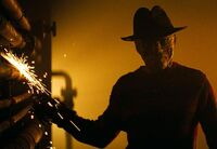 Freddy is coming