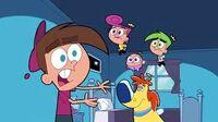 Timmy and fairies under pressure