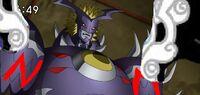 Superneomyotismon angry talk