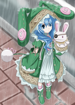 Yoshino commission 6 coloring by planeptune-d6zrd7b