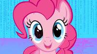 Pinkie happy