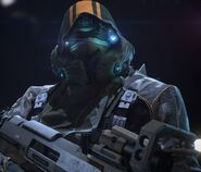 Killzone Shadow Fall Scout Close Up