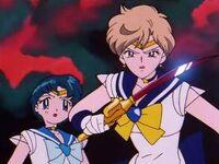 Sailors mercury and uranus