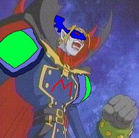Myotismon is really angry super