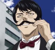 Mustache avatar