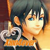 Xion smiling