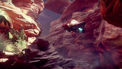 Halo 5 Sanghelios
