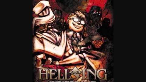 Hellsing Ultimate - Broken English