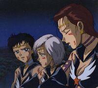 Sailor starlights hurt