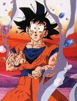 Goku huh